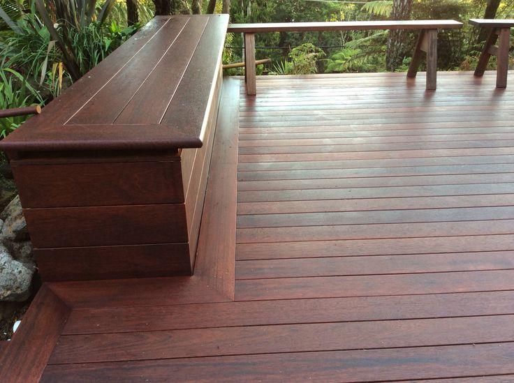 Shadow deck  Storage box