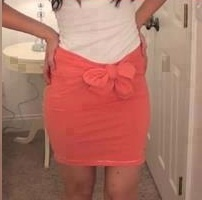 No Sew Project: Turn Your Shirt into a Sexy Skirt w/out Altering It | Aluxa Magazine