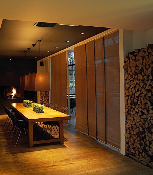 Woven Panel Tracks Dining Room Inspiration Kitchen Sliding Doors Sliding Door Window