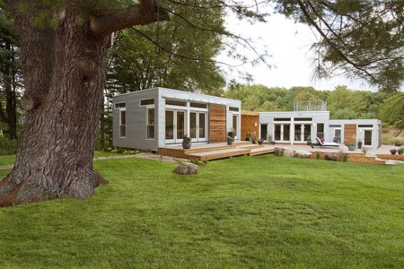 Modular Homes Gain in Popularity