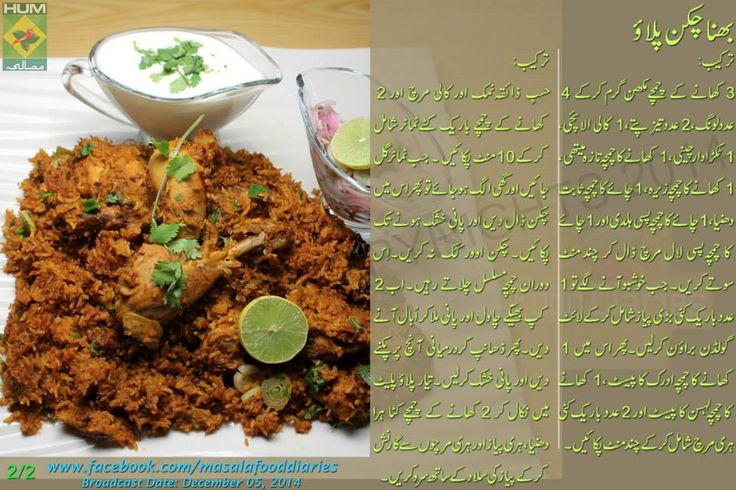 62 best food diaries recipes in urdu images on pinterest cooking bhunna chicken pilao forumfinder Images