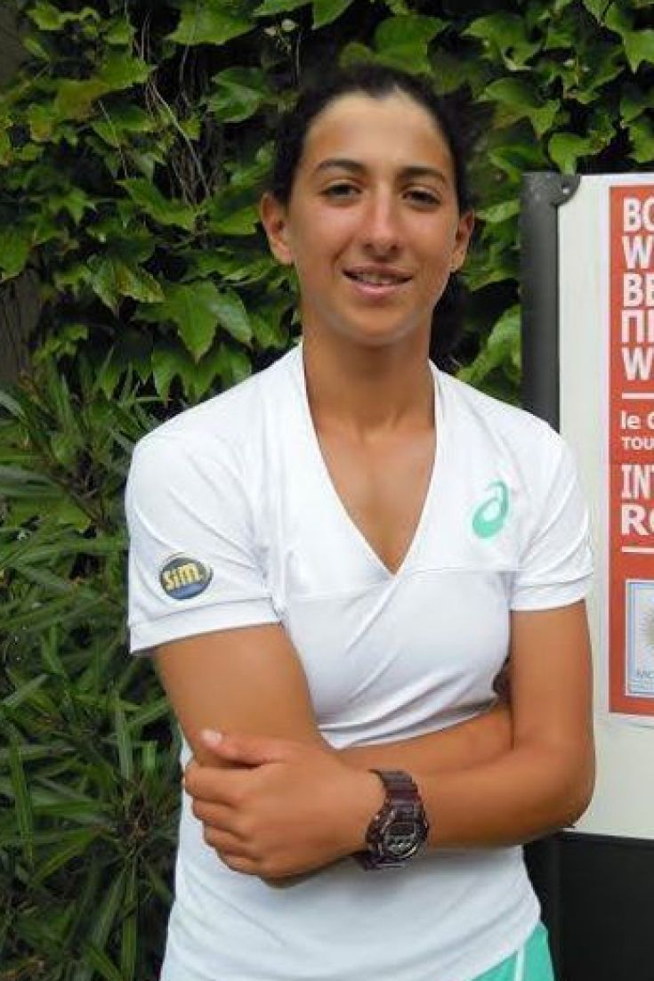 Tennis: Inès Ibbou sincline au second tour de Roland-Garros et perd deux places au classement ITF (45e)