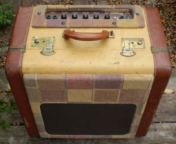 Suitcase Guitar Amp By Dr Music In Fairhope Al One Of My