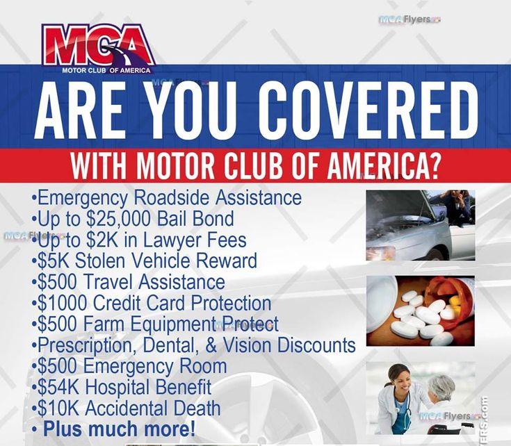 68 best mca motor club of america unlimited roadside for Motor club of america dental discounts