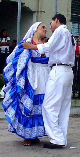DANZAS FOLKLORICAS DE EL SALVADOR