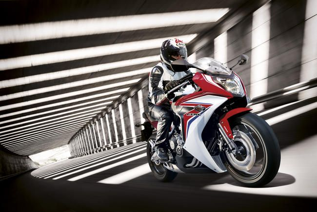 Honda CBR650F 2014 http://www.hondamotovalencia.es  Concesionario oficial Honda valencia