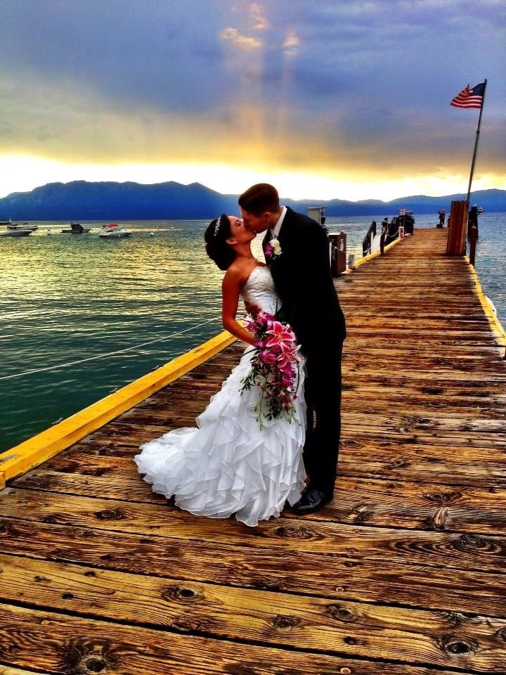 South Lake Tahoe Weddings Are Beautiful
