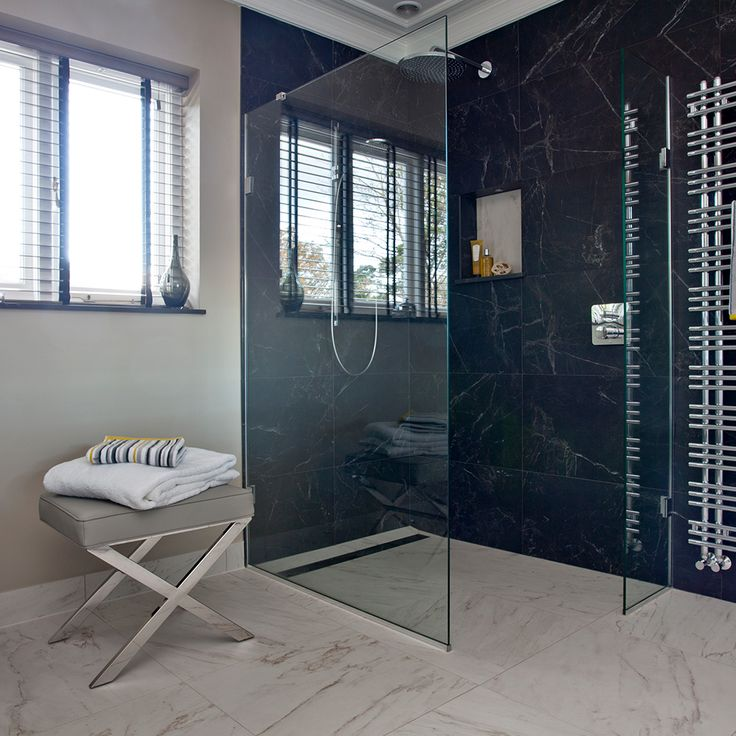 Check out our sower room ideas and design inspiration, whether you have want a gorgeous country shower room or a stunning attic shower room