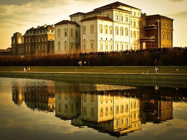 """Reggia di Venaria: In the summer, the """"Versailles of Italy"""" hosts elegant evening events"""