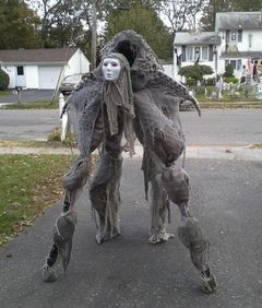 Halloween Costume Ideas from Costumeworks.com, website for homemade costumes and contests.