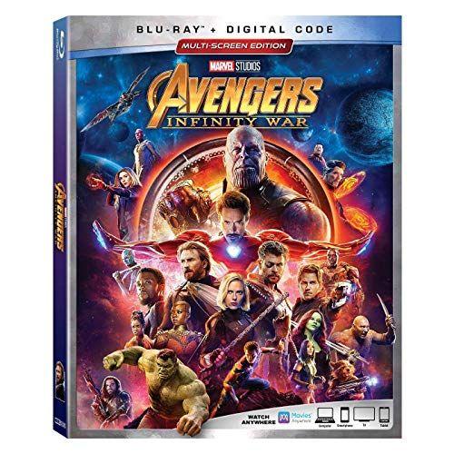 Avengers Infinity War Blu Ray Walt Disney Video Https Www Amazon Com Dp B07bzc5khw Ref Cm Sw R Pi Dp U X U3rkc With Images Infinity War Avengers Infinity War Avengers