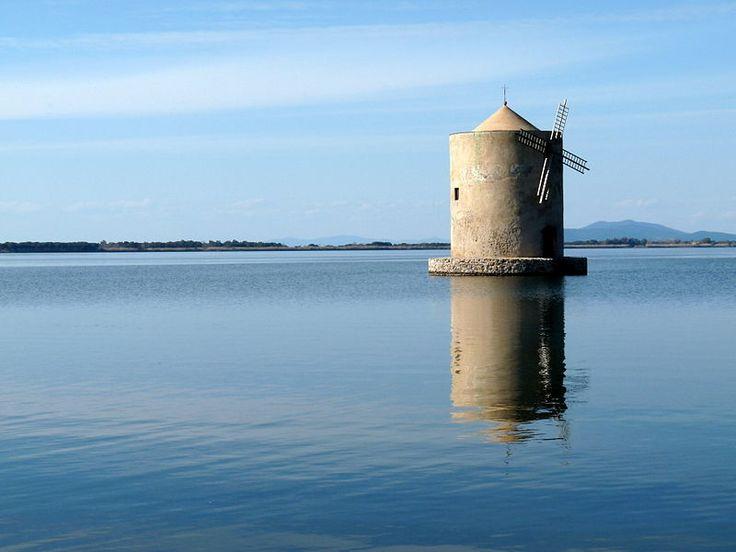 Orbetello Windmill