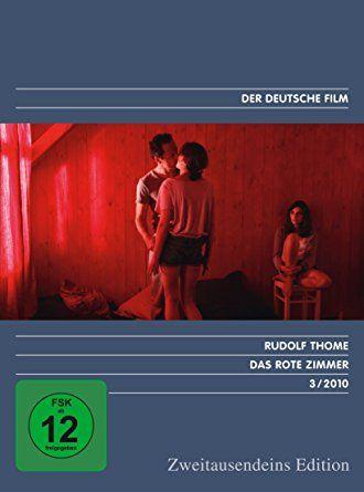 Filmtipp: Das rote Zimmer mit Hanns Zischler und Katharina Lorenz, Deutsches Filmmuseum Frankfurt – VinTageBuch