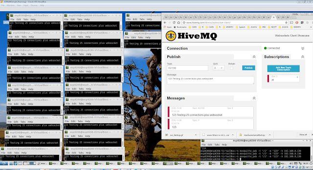 IoT with ESP8266: Mqtt broker on ESP8266 #5