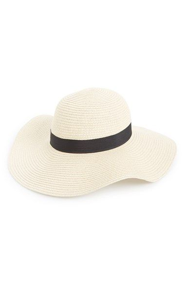 Classic floppy hat for your sunny getaway and only $22!