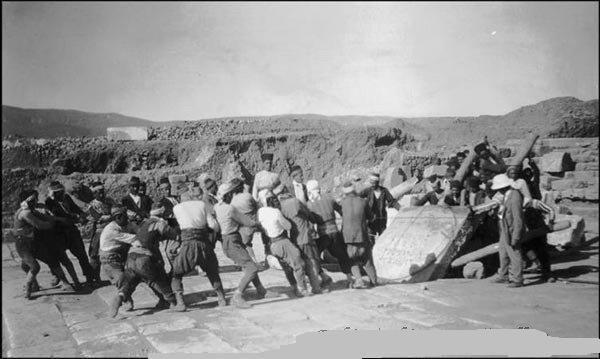 Antakya-Kazı çalışmaları