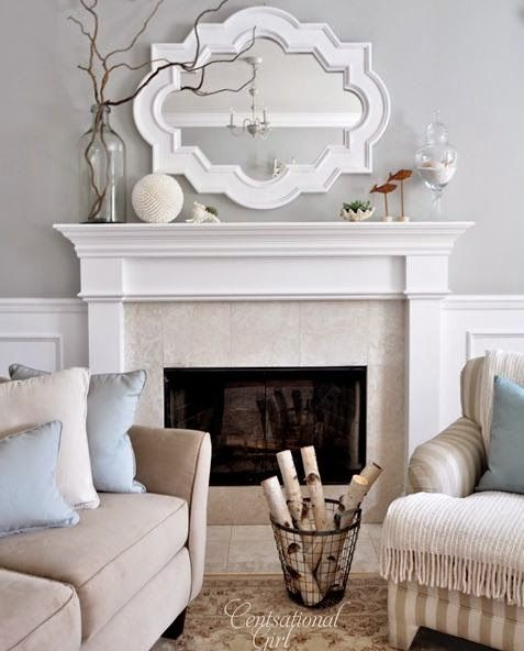 South Shore Decorating Blog: Some of My Favorite Images With Benjamin Moore Paint Colors - http://www.southshoredecoratingblog.com/2015/02/some-of-my-favorite-images-with.html