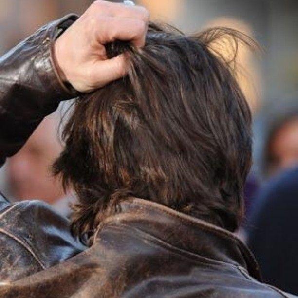 His  hair   #tomcruise#love