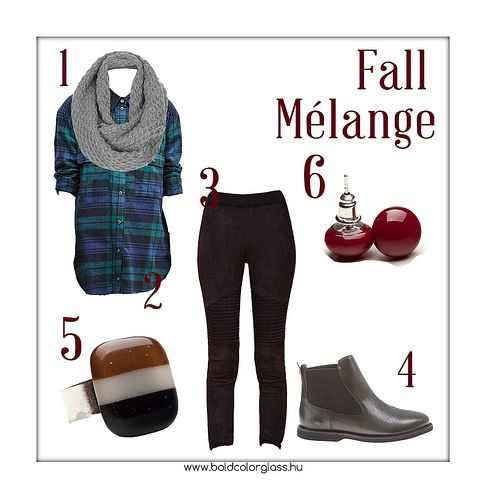 November Melange | bold.color.glass blog