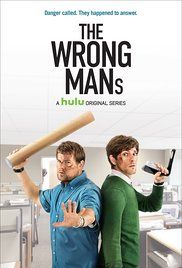 From Actor Writer Duo James Corden And Mathew Baynton The Wrong Mans Series Centers On Sam Pinkett Phil Bourne Office Workers For Berkshire