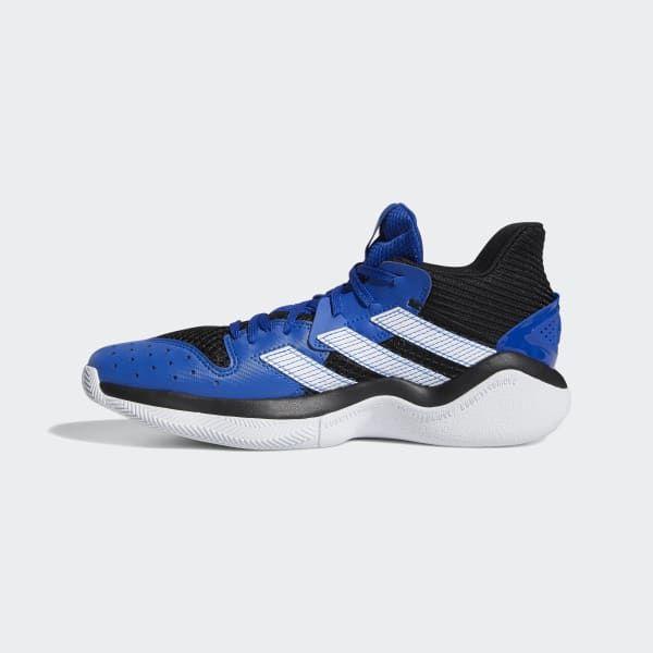 Adidas Harden Stepback Shoes Black Adidas Us Black Adidas Black Shoes Shoes