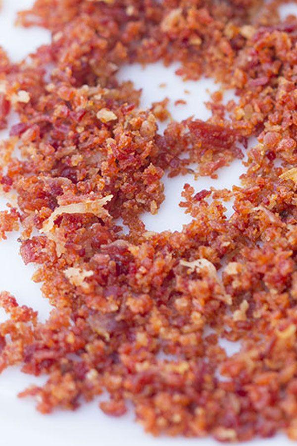 Sal de jamón-Thermomix