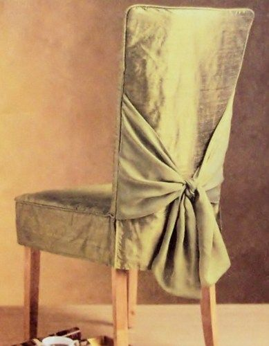 patterns for dining chair covers - Google Search
