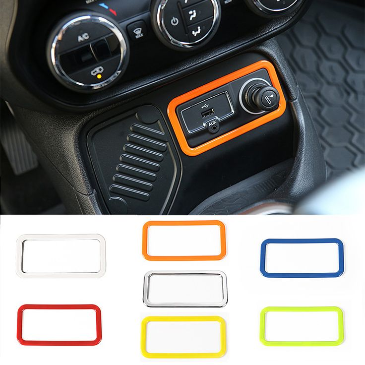 Top 88 Ideas About Jeep Renegade Accessories On Pinterest