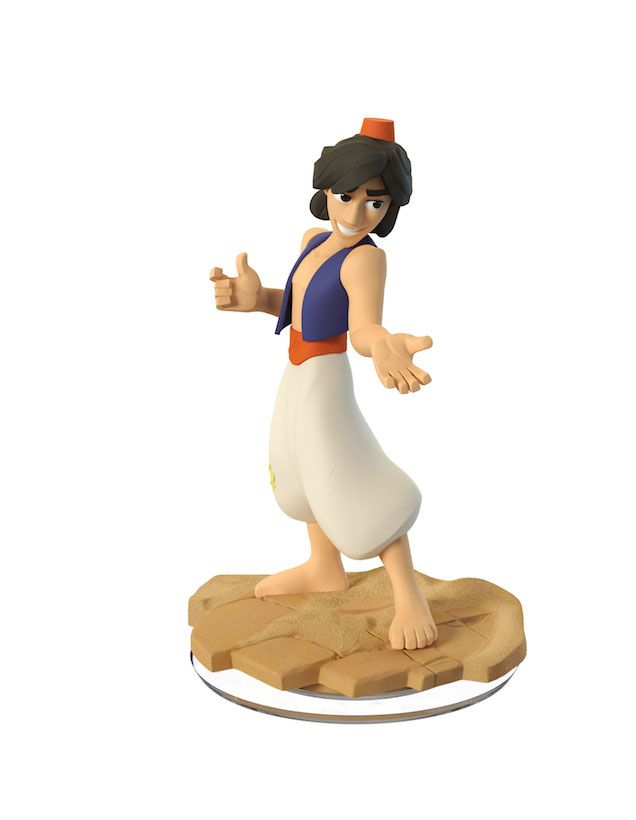 Disney INFINITY (2.0 Edition) Disney Originals Aladdin Figure