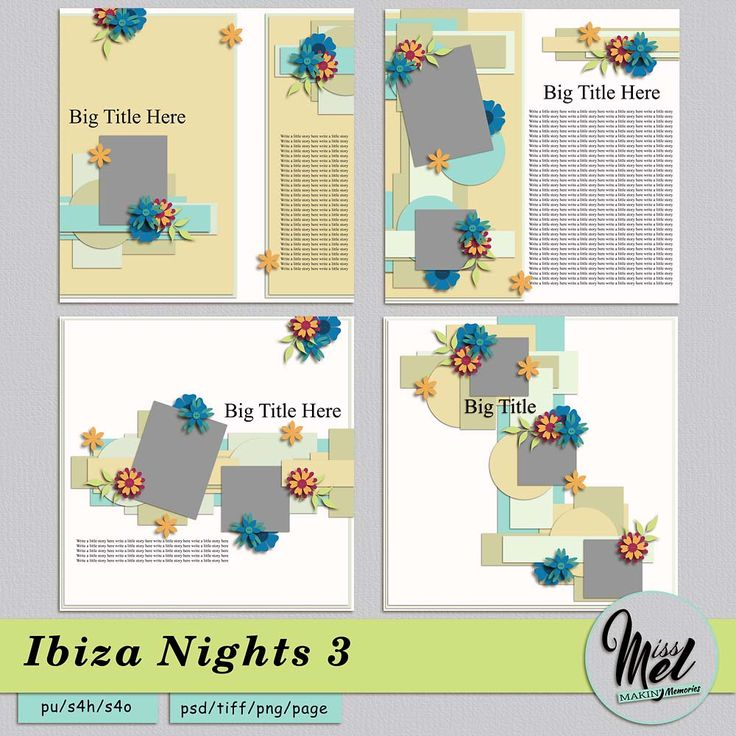Ibiza Nights 3 by MissMel Templates https://www.digitalscrapbookingstudio.com/digital-art/templates/ibiza-nights-3/