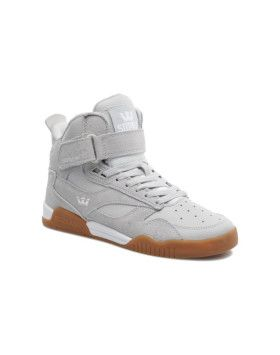 Supra Bleeker   - Light grey gum