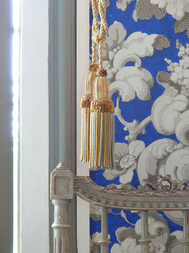 Chambre Bleue Tapisseries Décoration