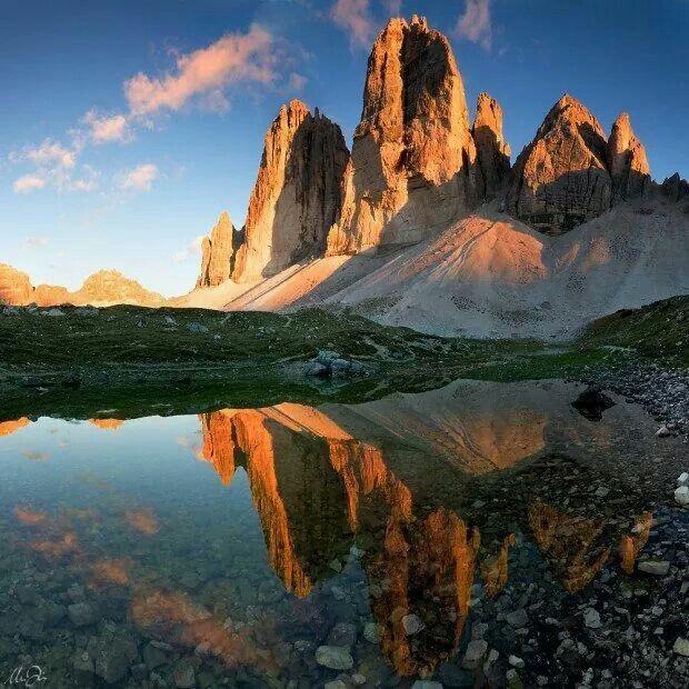 Dolomieten Italië