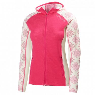 W HH WARM FZ HOODIE - Women - Base layer - Helly Hansen Official Online Store