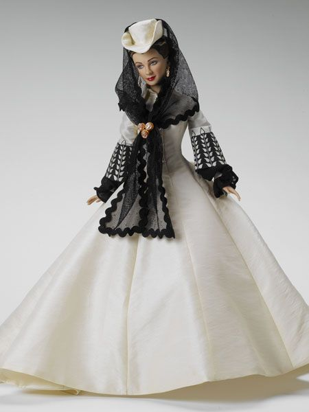 73 Best Images About Scarlett O Hara Dolls On Pinterest