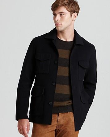 Vince - Coats & Jackets - Men's | Bloomingdale's