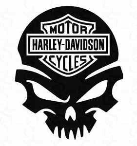 Harley Davidson Logo Motorcycles Stickers Patches Tattoos Street