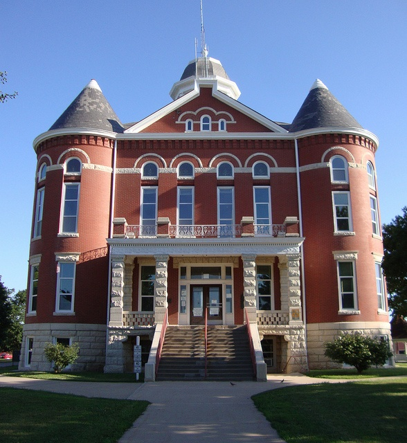19 Best Images About Kansas Tour Courthouses On Pinterest