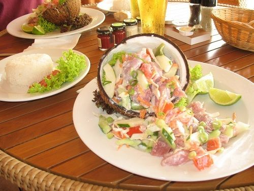gastronomia de la Polinesia Francesa