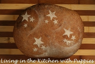 Living in the Kitchen with Puppies: The Bread Baking Babes bake up Rewena Paraoa!