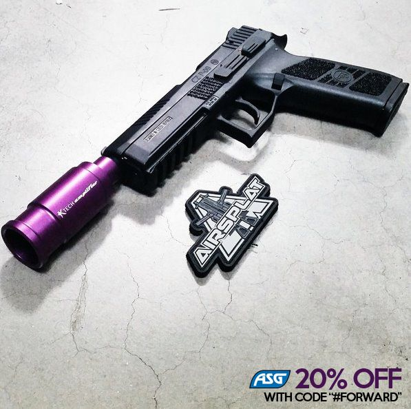 ASG CZ P-09 GBB Pistol is now 20% OFF at AirSplat with coupon code '#FORWARD' for a limited time only. How will you accessories yours? http://www.airsplat.com/asg-cz-p-09-gas-blowback-airsoft-pistol.html  ----------  Shop more ASG products here: http://www.airsplat.com/manufacturers/action-sport-games-asg