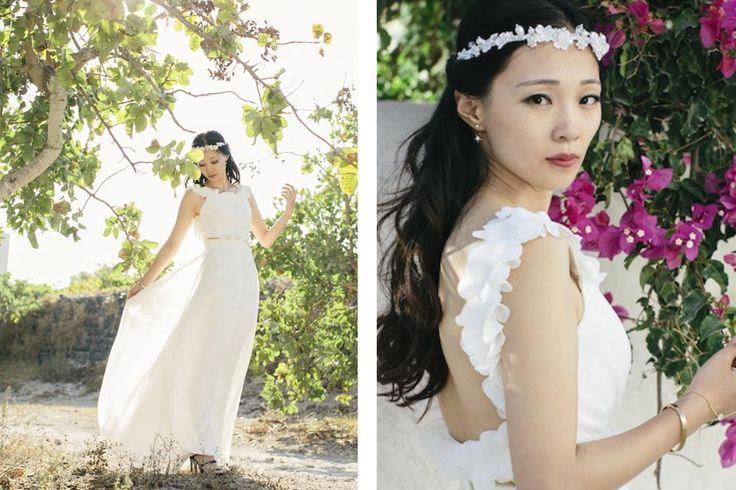 Pre Wedding in Santorini N.0013