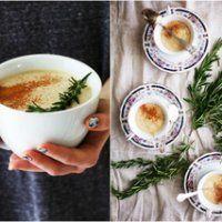 Вкуснятина: готовим горячий белый шоколад. ФОТО