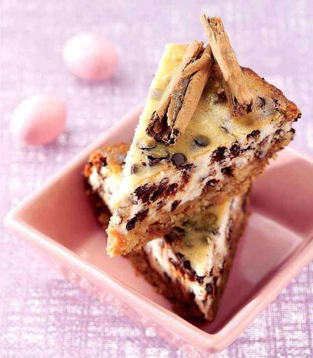 Cheesecake cioccolato e cannella, una ricetta di Monica ...
