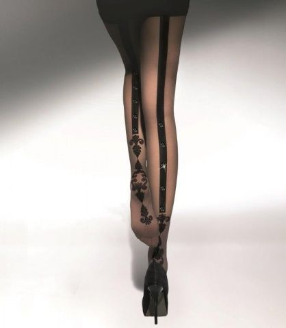 Rajstopy FLAVIE&STONES #adrian #adrianinspiruje #tights #shining #fashion #beauty #woman #elegant #beautiful