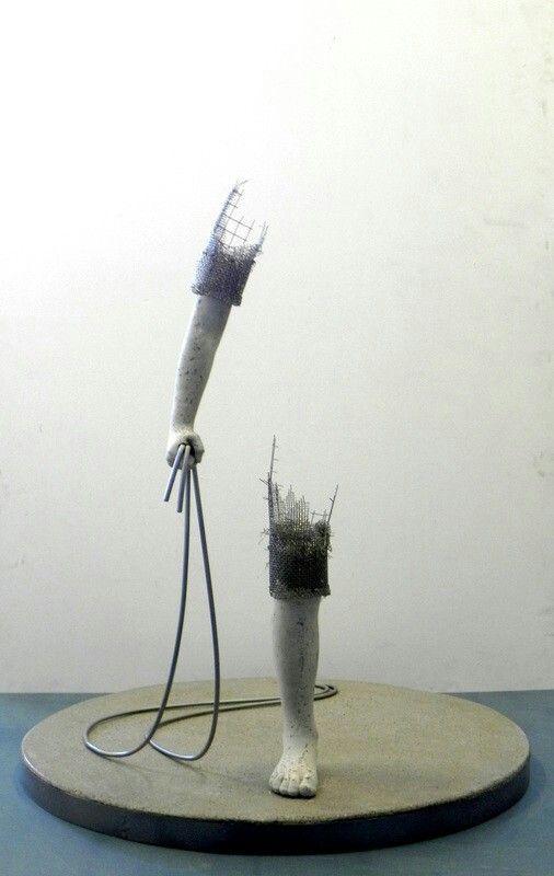 Sculpure by Lene Kilde