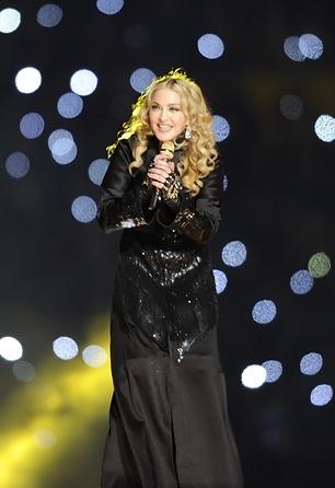 Madonna to Perform at Yankee Stadium