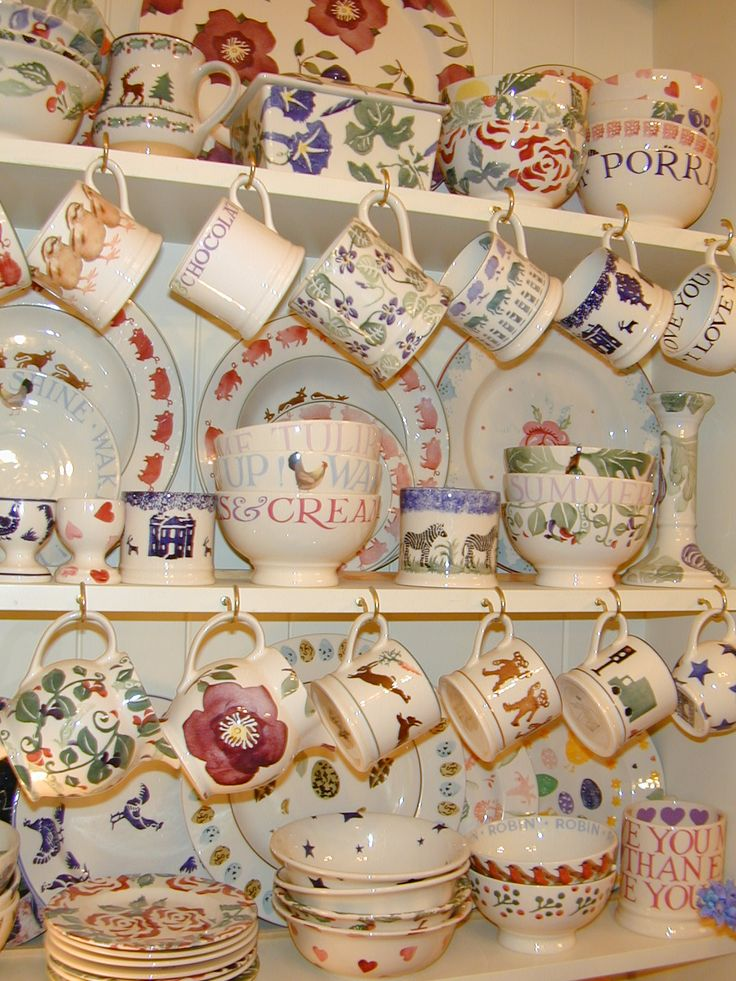 Knitting And Dinner With Emma Bridgewater