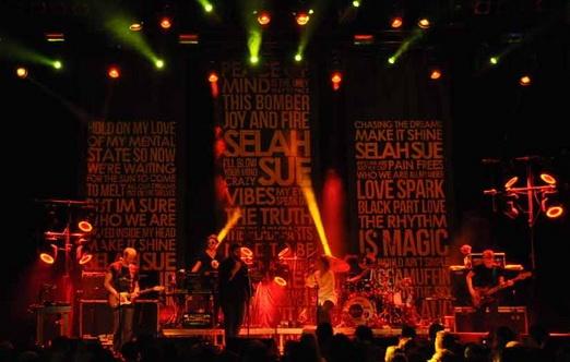 Selah Sue European Tour