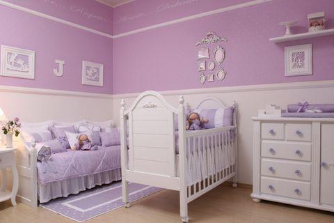 Decorando el Cuarto del Bebe | Decoracion de Interiores Casas